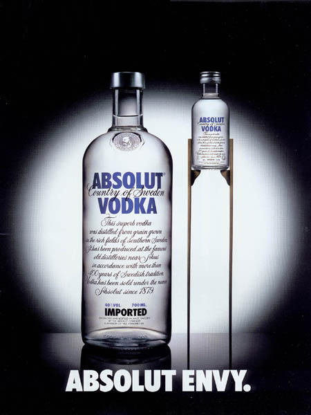 Absolut Envy