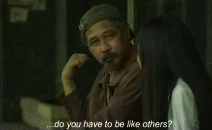Vì sao cháu lại phải giống mọi người