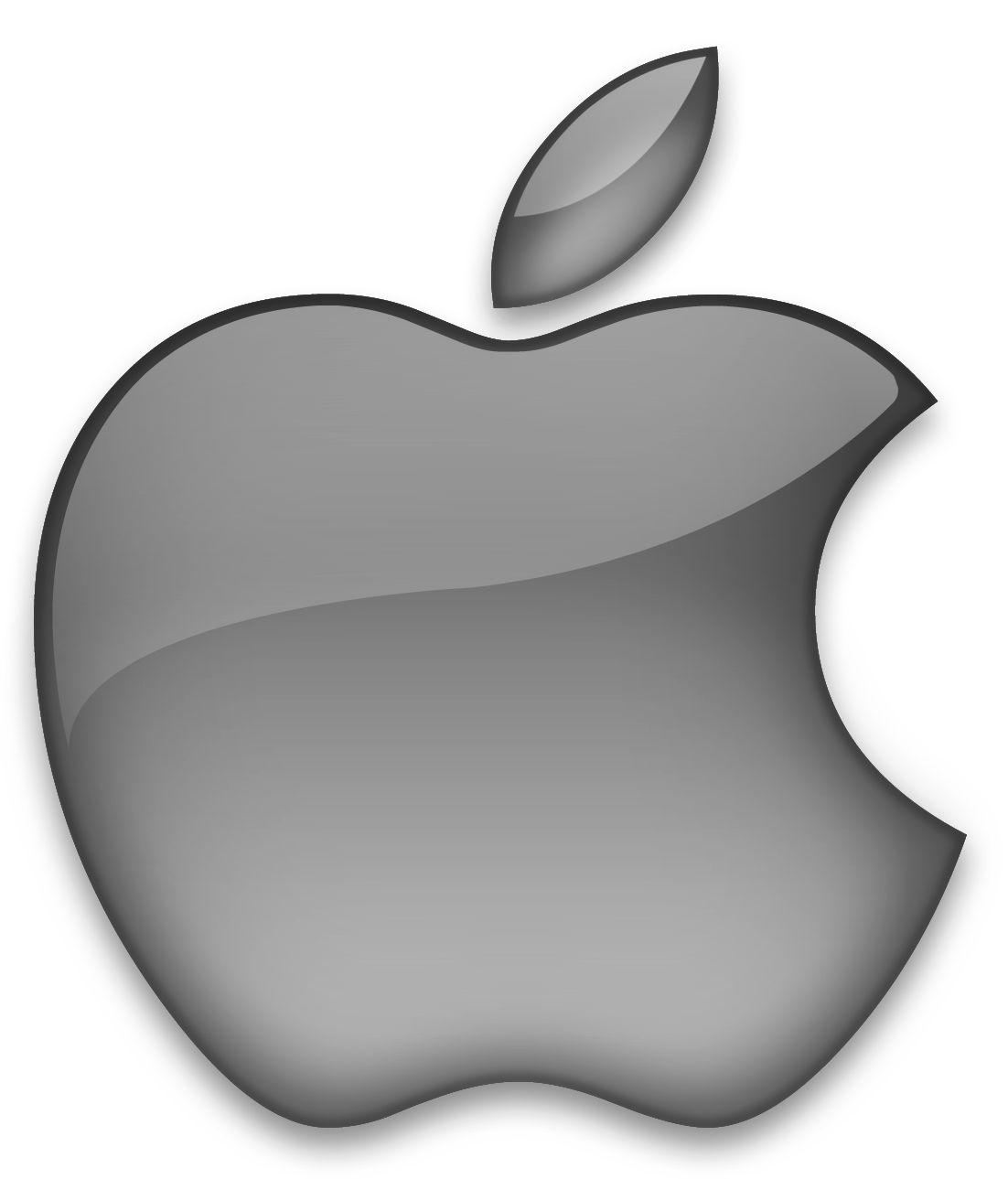 original silver-apple-logo-apple-picture1. Bên cạnh đó, việc gắn liền hình ảnh \u201cquả táo cắn dở\u201d ...