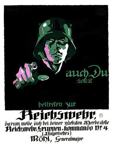 Tuyển dụng quân tại Đức